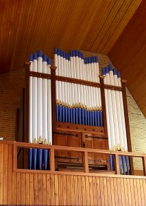 Orgel in kleur